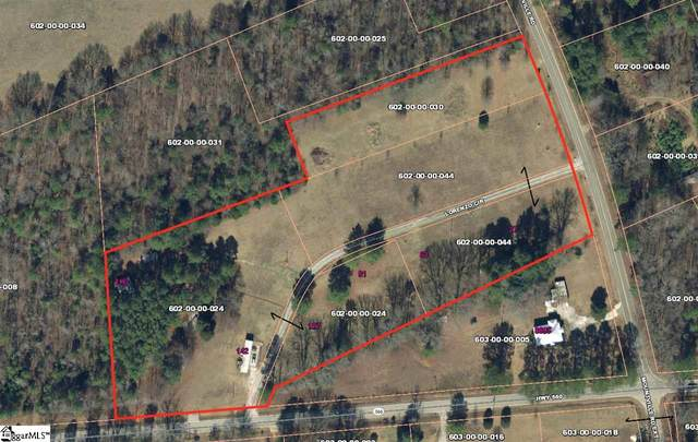 00 Highway 560, Mountville, SC 29370 (#1421263) :: The Toates Team