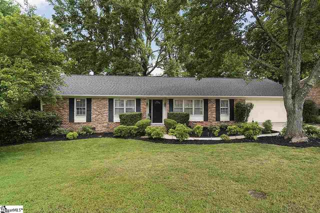 111 Crowndale Drive, Taylors, SC 29687 (#1421307) :: Coldwell Banker Caine