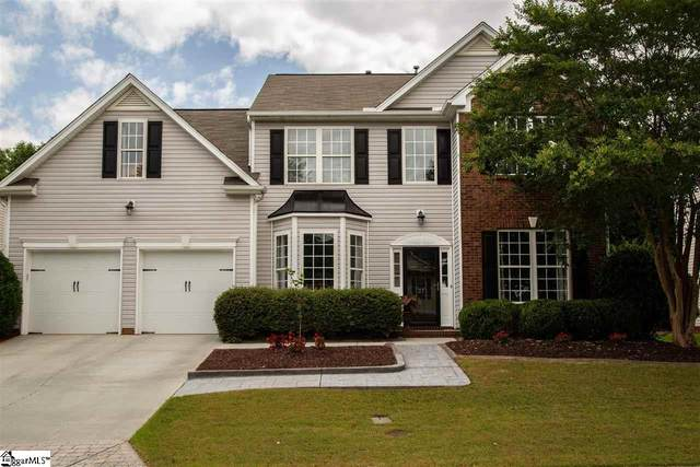 21 Smokehouse Drive, Simpsonville, SC 29681 (MLS #1421318) :: Prime Realty