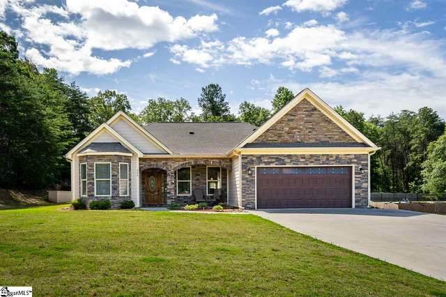 424 Saint Paul Road, Easley, SC 29642 (#1421323) :: Hamilton & Co. of Keller Williams Greenville Upstate
