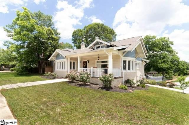 200 Lavinia Avenue, Greenville, SC 29601 (#1421339) :: Hamilton & Co. of Keller Williams Greenville Upstate