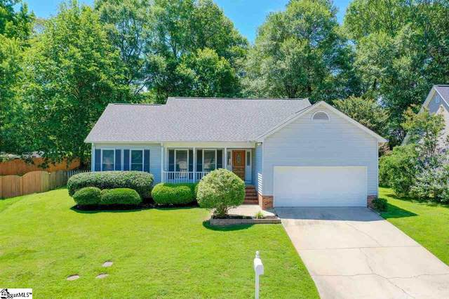 105 Rocky Chase Drive, Greenville, SC 29615 (MLS #1421369) :: Resource Realty Group
