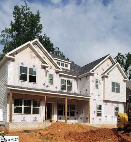 42 Leafmore Court Site 20, Simpsonville, SC 29680 (#1421391) :: J. Michael Manley Team