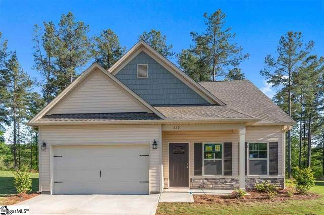 619 Autumn Breeze Walk, Inman, SC 29349 (#1421440) :: Coldwell Banker Caine