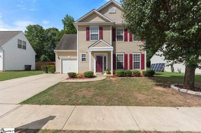 305 Stillwater Court, Simpsonville, SC 29681 (#1421536) :: Hamilton & Co. of Keller Williams Greenville Upstate