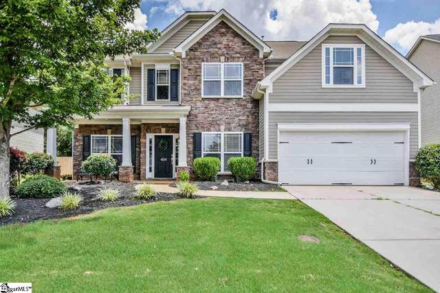 404 River Summitt Drive, Simpsonville, SC 29681 (#1421545) :: J. Michael Manley Team