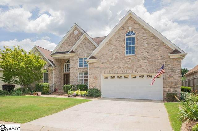12 Magnolia Place Court, Simpsonville, SC 29681 (#1421558) :: The Haro Group of Keller Williams