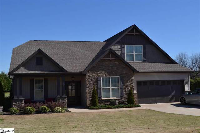 207 Harvest Wood Lane, Woodruff, SC 29388 (#1421579) :: Coldwell Banker Caine