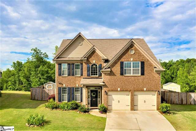 187 Willowbottom Drive, Greer, SC 29651 (#1421584) :: Coldwell Banker Caine