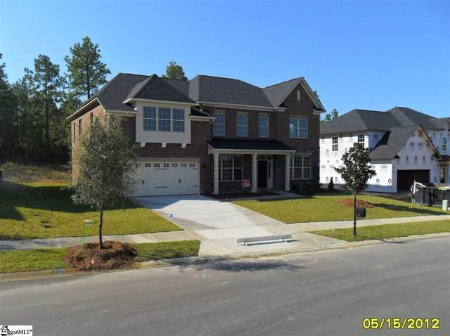 505 Forest Edge Court Lot 26, Simpsonville, SC 29681 (#1421591) :: The Haro Group of Keller Williams