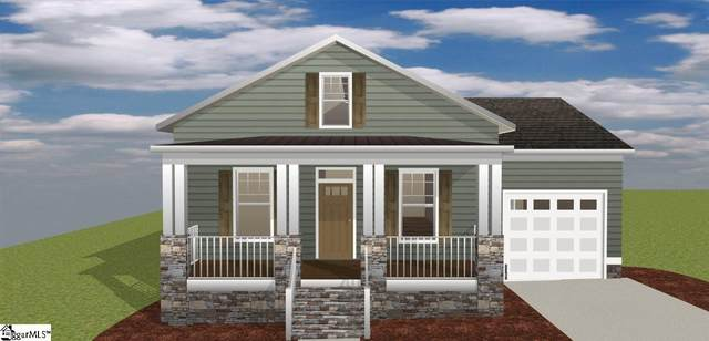 201 Pendleton Street Extension, Pickens, SC 29671 (#1421597) :: The Haro Group of Keller Williams