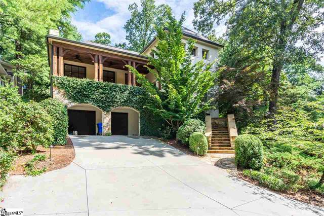 35 Rock Creek Drive, Greenville, SC 29605 (#1421612) :: The Toates Team