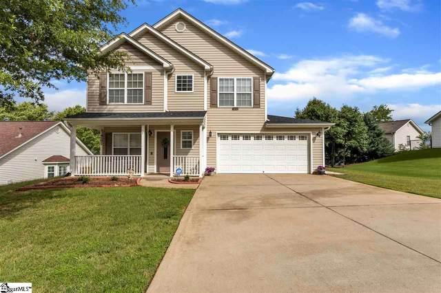 17 Jessica Way, Greer, SC 29651 (#1421620) :: J. Michael Manley Team