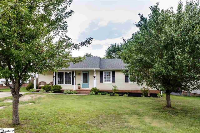 6 Sunrise Drive, Taylors, SC 29687 (#1421623) :: Coldwell Banker Caine
