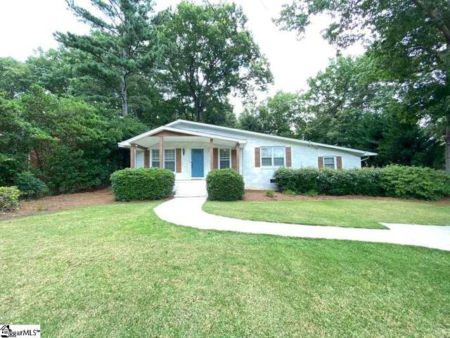 310 Forrester Drive, Greenville, SC 29607 (MLS #1421632) :: Resource Realty Group
