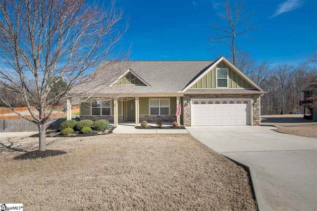 29 Lebanon Court, Greer, SC 29651 (#1421640) :: J. Michael Manley Team