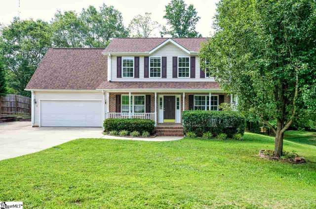 102 Ayersdale Drive, Taylors, SC 29687 (#1421643) :: The Haro Group of Keller Williams