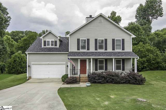 8 Riverchase Court, Simpsonville, SC 29680 (#1421669) :: J. Michael Manley Team