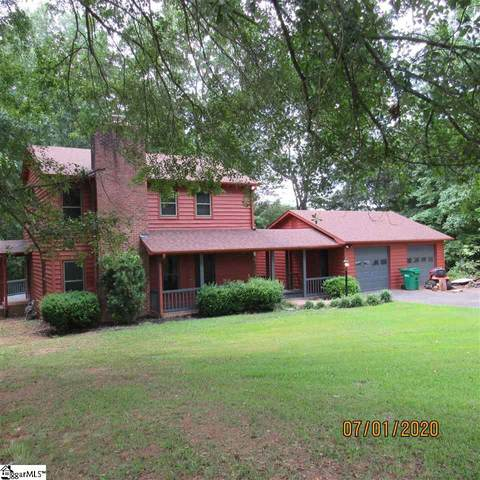 937 Rc Thompson Road, Chesnee, SC 29323 (#1421692) :: Coldwell Banker Caine