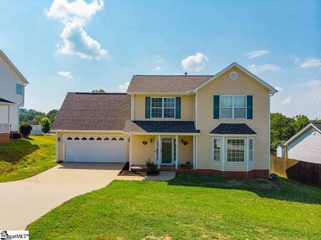 103 Twinflower Drive, Taylors, SC 29687 (#1421697) :: J. Michael Manley Team