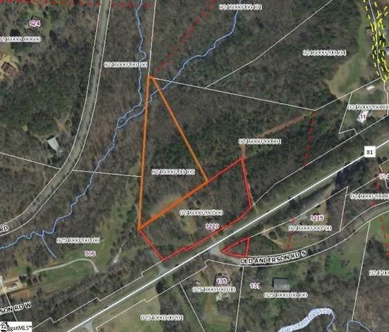3220 Anderson Road, Greenville, SC 29611 (#1421706) :: Hamilton & Co. of Keller Williams Greenville Upstate