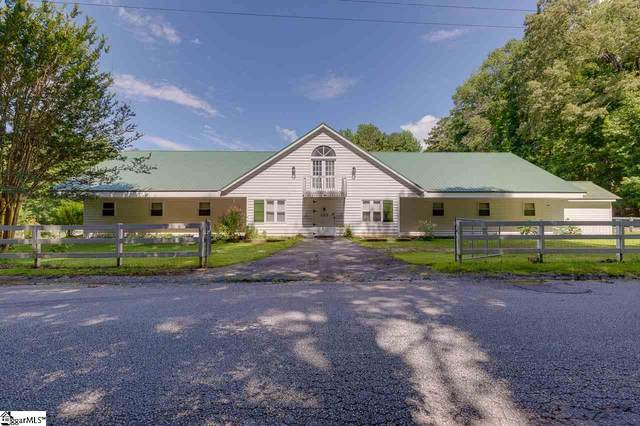 103 Sliding Rock Road, Pickens, SC 29671 (#1421720) :: The Toates Team