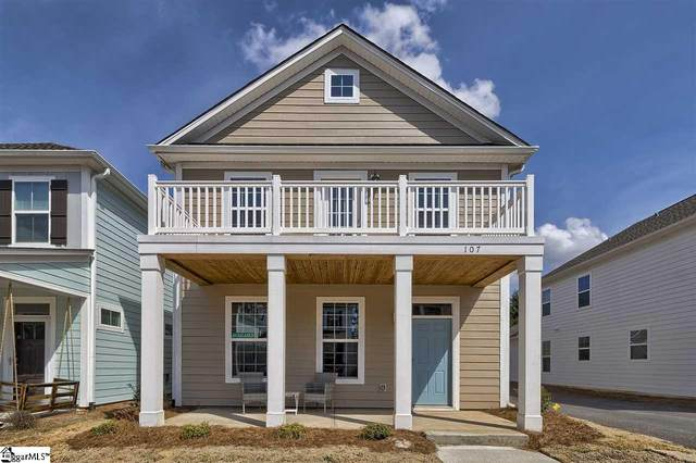107 Fuller Estate Drive, Clemson, SC 29631 (#1421723) :: The Haro Group of Keller Williams