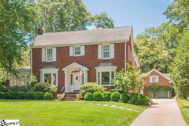 514 Cleveland Street, Greenville, SC 29601 (#1421725) :: The Toates Team