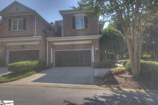 1400 Thornblade Boulevard #11, Greer, SC 29650 (#1421733) :: The Haro Group of Keller Williams