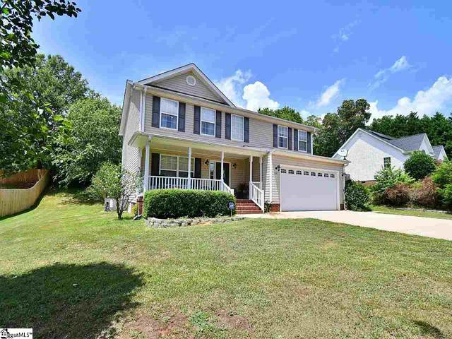 117 Wynette Way, Taylors, SC 29687 (#1421736) :: The Haro Group of Keller Williams