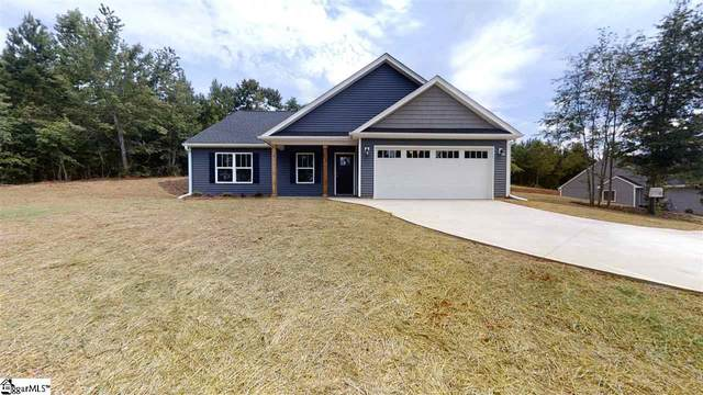 1508 Red Barn Road, Liberty, SC 29657 (#1421763) :: Hamilton & Co. of Keller Williams Greenville Upstate
