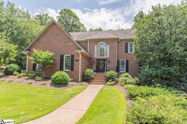 1239 Shadowood Drive, Spartanburg, SC 29301 (#1421785) :: Hamilton & Co. of Keller Williams Greenville Upstate