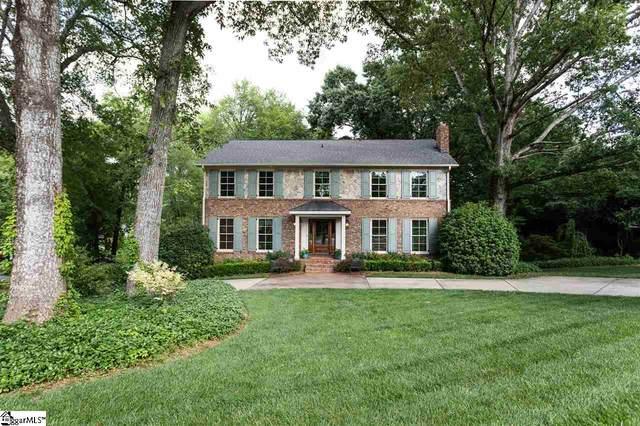 100 Stonehedge Drive, Greenville, SC 29615 (#1421787) :: Hamilton & Co. of Keller Williams Greenville Upstate