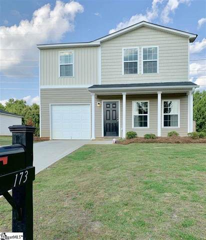 173 Strawberry Place, Anderson, SC 29624 (#1421804) :: The Haro Group of Keller Williams