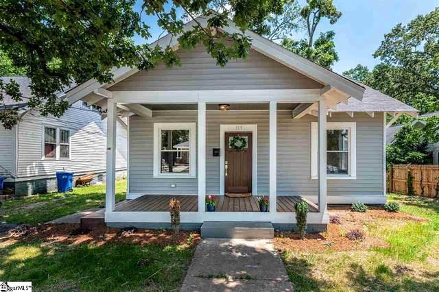 113 Sumner Street, Greenville, SC 29601 (MLS #1421811) :: Resource Realty Group
