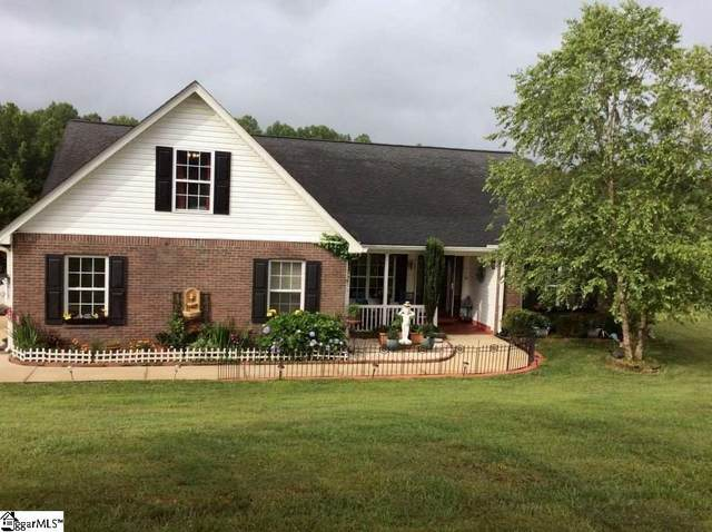 16 Country Knolls Drive, Greenville, SC 29651 (MLS #1421814) :: Resource Realty Group