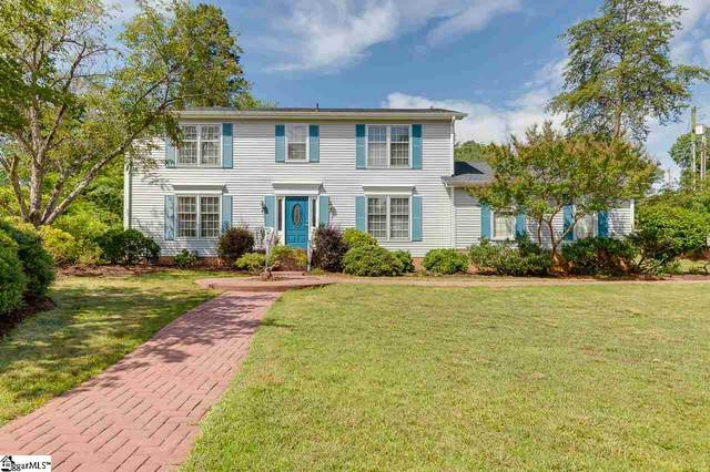 1 Indian Circle, Taylors, SC 29687 (#1421815) :: Coldwell Banker Caine