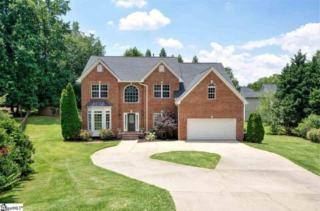 219 Brushy Meadows Drive, Greer, SC 29650 (#1421818) :: The Toates Team