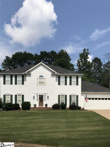 112 Planterswood Court, Greenville, SC 29615 (#1421828) :: Hamilton & Co. of Keller Williams Greenville Upstate