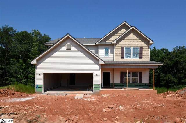 15 Harvestwood Place, Greenville, SC 29605 (#1421831) :: The Haro Group of Keller Williams