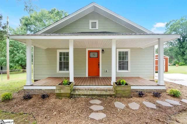 406 Barton Street, Easley, SC 29640 (#1421834) :: Hamilton & Co. of Keller Williams Greenville Upstate