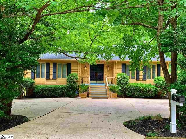 422 Camelot Drive, Simpsonville, SC 29681 (#1421839) :: Hamilton & Co. of Keller Williams Greenville Upstate