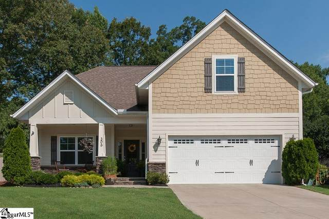 306 Harpswell Place, Greenville, SC 29615 (#1421861) :: The Toates Team