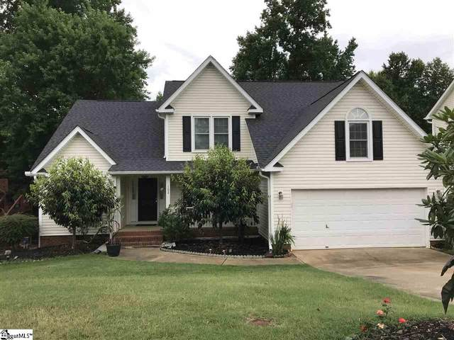 102 Bushberry Way, Greer, SC 29650 (#1421900) :: Parker Group
