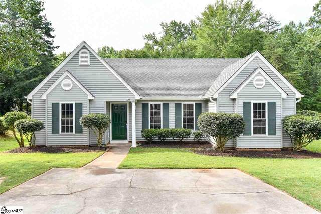 125 Arbors Court, Central, SC 29630 (#1421902) :: Coldwell Banker Caine