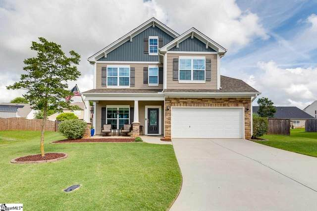 411 Royalston Court, Duncan, SC 29334 (#1421913) :: The Haro Group of Keller Williams