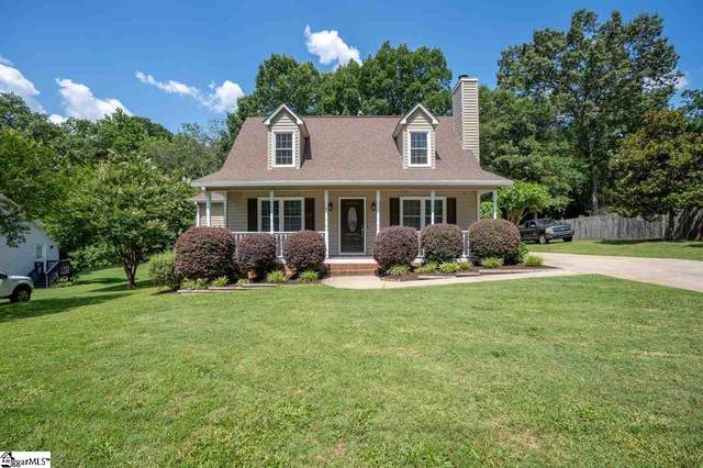 105 Preston Drive, Greer, SC 29651 (#1421914) :: Hamilton & Co. of Keller Williams Greenville Upstate
