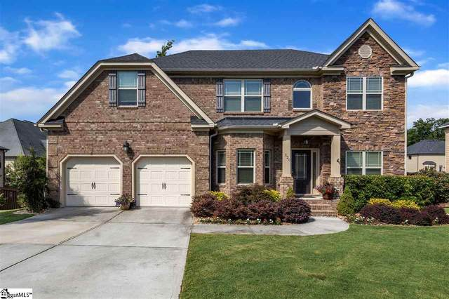 220 Tuscany Falls Drive, Simpsonville, SC 29681 (MLS #1421918) :: Resource Realty Group