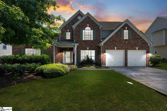 196 Heritage Point Drive, Simpsonville, SC 29681 (MLS #1421929) :: Prime Realty
