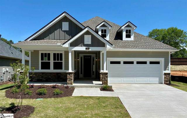 202 Holly Branch Place #14, Simpsonville, SC 29681 (MLS #1421941) :: Prime Realty